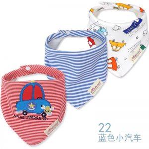 دستمال گردن نوزادی فانتزی Car