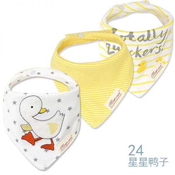 دستمال گردن نوزادی Duck