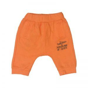 شلوار اسلش بچه گانه نارنجی