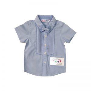 پیراهن مجلسی پسرانه پاپیون دار