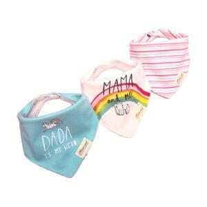 دستمال گردن و پیشبند نوزادی DADA