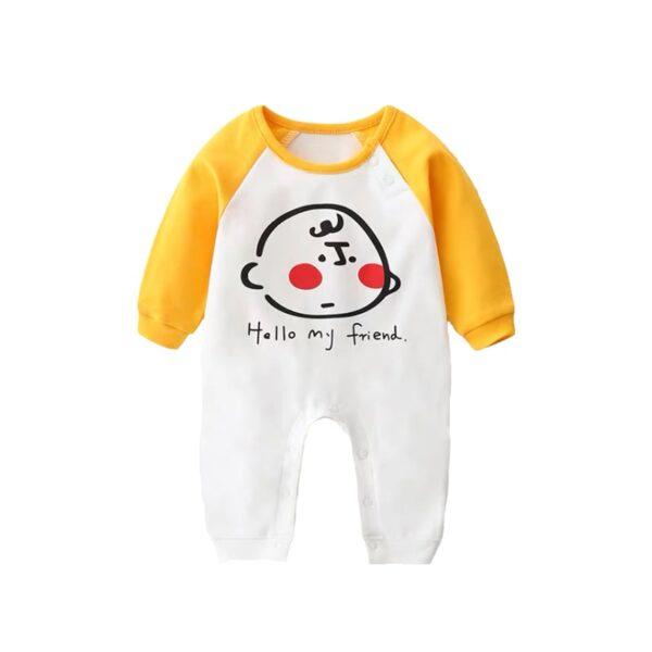 سرهمی نوزادی طرح HELLO