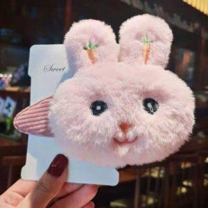 گیره تق تقی خرگوش کوچولو
