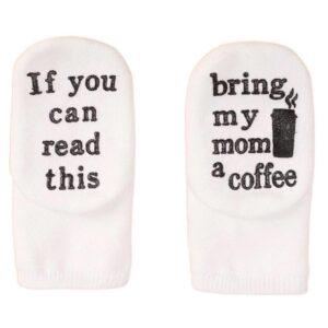 جوراب بچگانه زمستانی طرح کافی